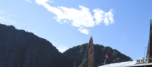 Halong Bay tour - A Class junk cruise 3 days 2 nights