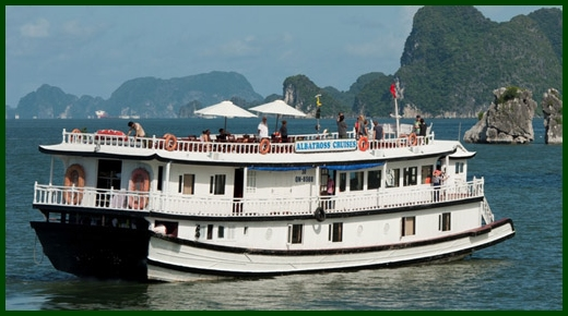 Halong Bay tour - Albatross cruise 3 days 2 nights