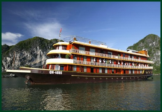Halong Bay tour - Emotion junk cruise 2 days 1 night