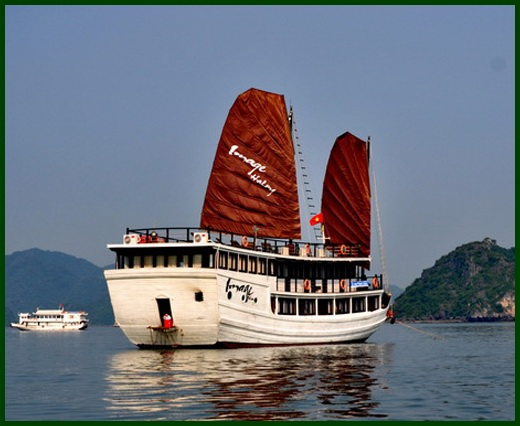 Halong Bay tour - Image cruise 2 days 1 night