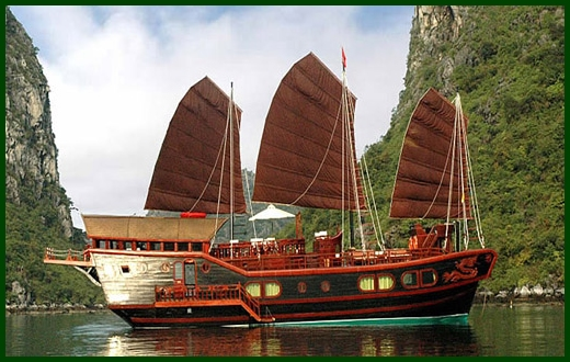 Halong Bay tour - Red Dragon cruise 2 days 1 night