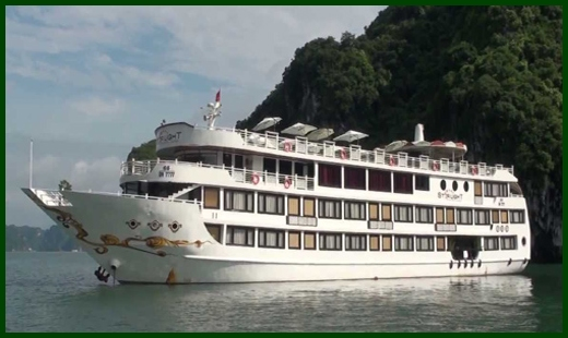 Halong Bay tour - Starlight cruise 2 days 1 night