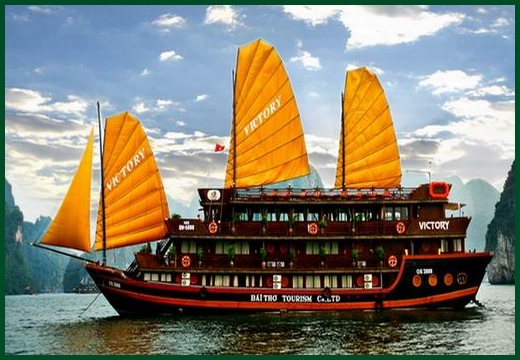 Halong Bay tour - Victory Star cruise